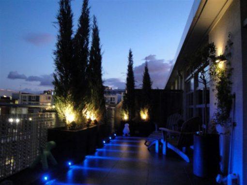 Light Flooring for Balcony