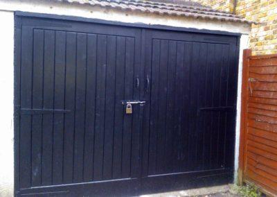garrage door 2