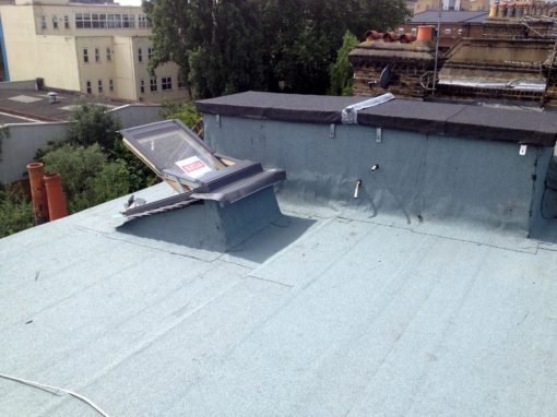 Roofing in London