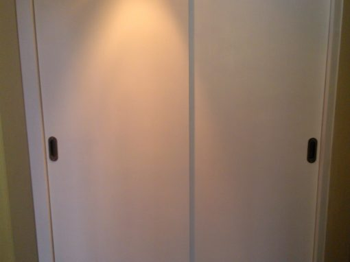 Fitted Sliding Door Wardrobe