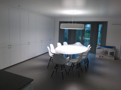 Full House Refurbishment in St.Johnes Wood, North-West London