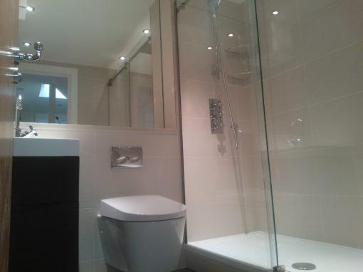Bathroom Renovation in Islington, London