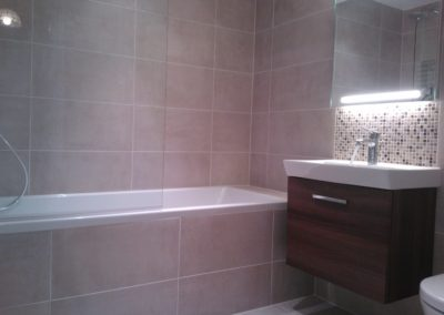 Bathroom Renovation in Muswell Hill
