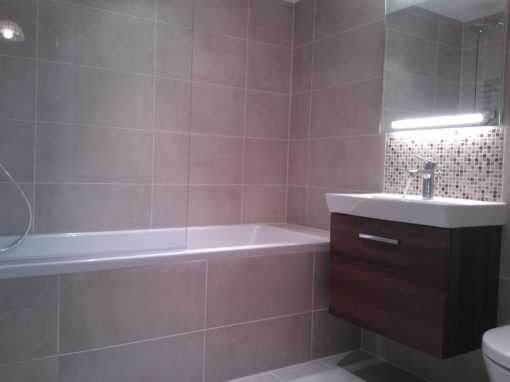 Bathroom Renovation in Muswell Hill, North London