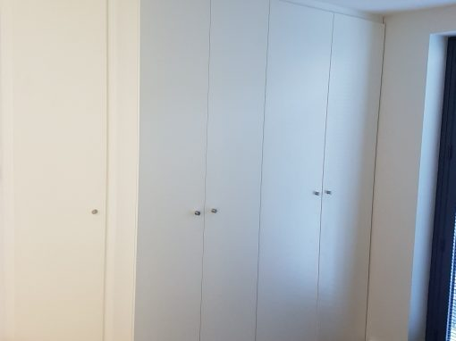 Fitted Wardrobe in Hampstead