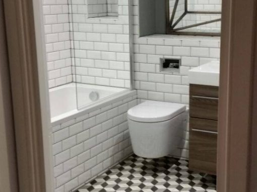 Two Bathrooms Installation and Fitting in Tower Bridge