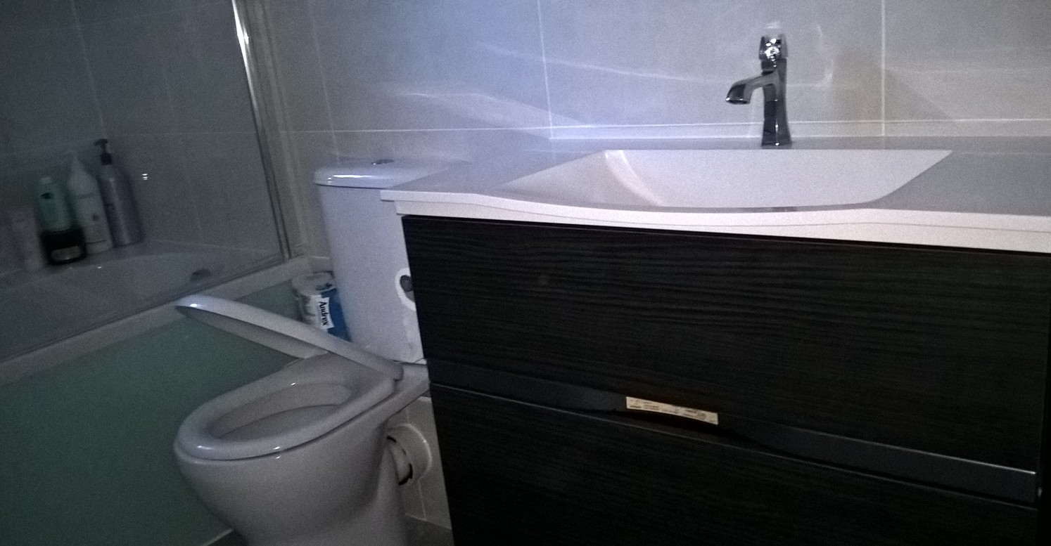 Bathroom Redecorating in Belsize Park, London
