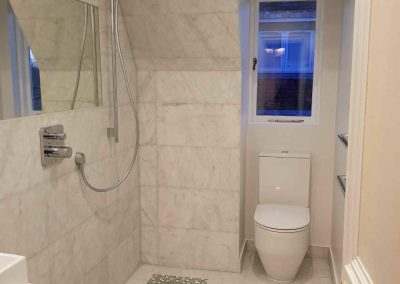 Bathroom Refurbishment in Belsize Park, North-West London