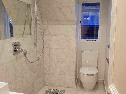Bathroom Refurbishment in Belsize Park, North-West London