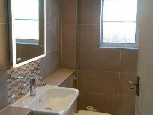 Bathroom Renovation in Hammersmith, West London