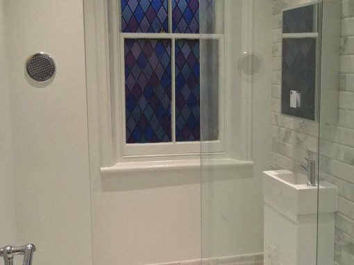 Bathroom and WC Renovation in Muswell Hill, North London