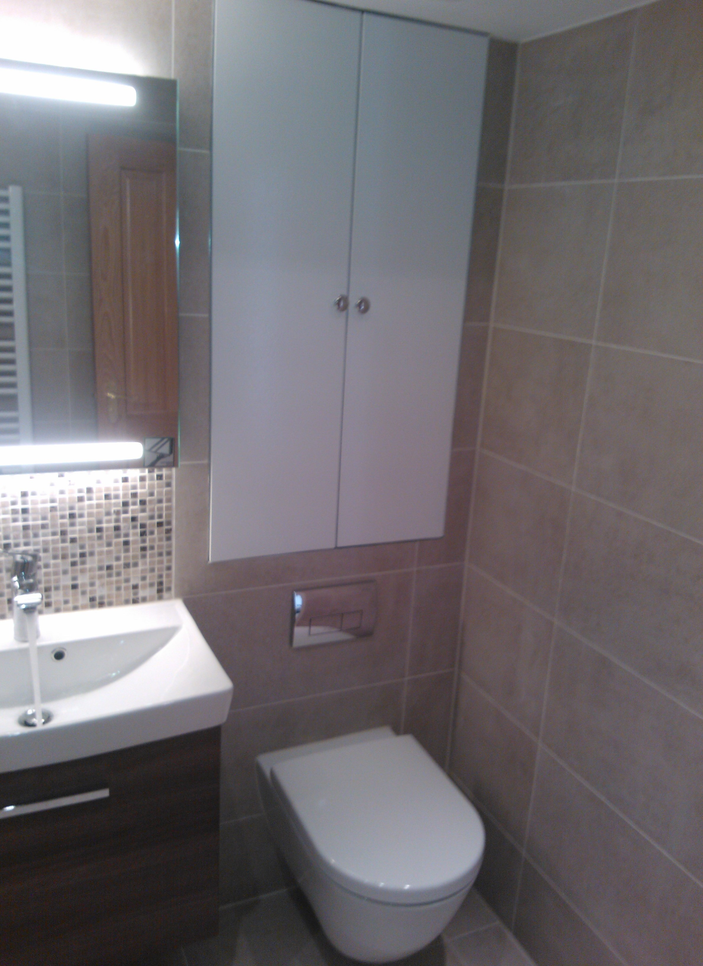 Bathroom Renovation In Muswell Hill, London