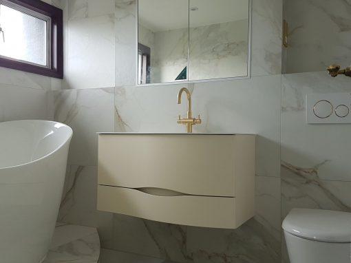 Full Bathroom Renovation in Finchley Road