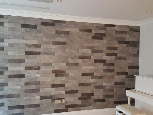 Feature Wall Tiling in Twickenham