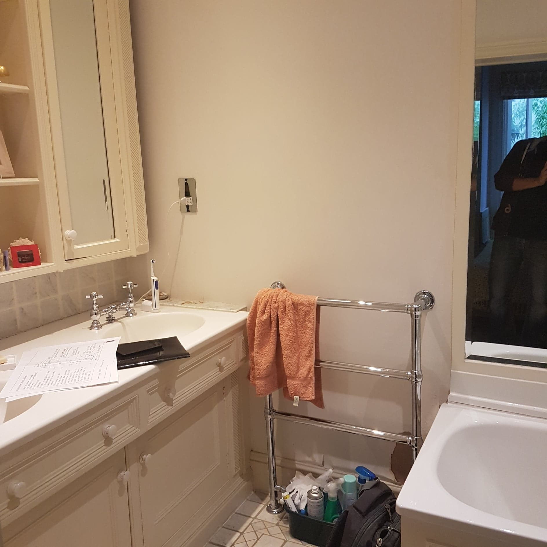 Bathroom Installation in Central London Victoria and Pimlico