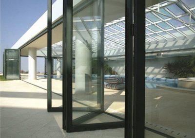 Aluminium Bi-Folding Doors and Windows-1