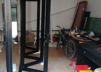 Aluminium Bi-Folding Doors and Windows-12