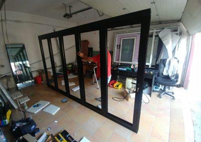 Aluminium Bi-Folding Doors and Windows-22