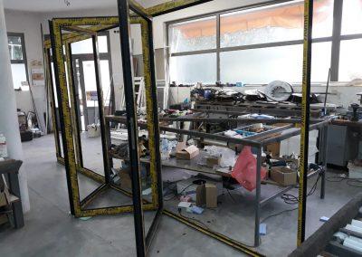 Aluminium Bi-Folding Doors and Windows-25
