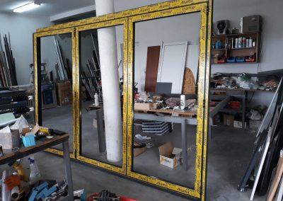 Aluminium Bi-Folding Doors and Windows-3