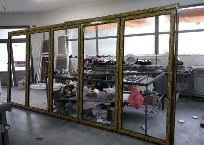 Aluminium Bi-Folding Doors and Windows-5