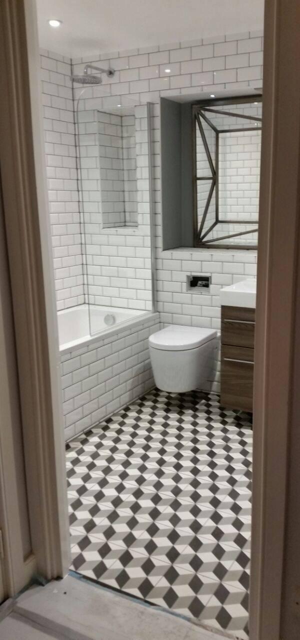 Bathroom Fitting Tower Bridge 6