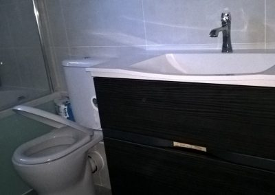 Bathroom Redecorating in Belsize Park, London