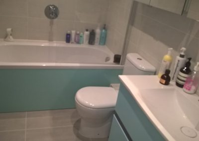 Bathroom Redecorating in Belsize Park, North-West London