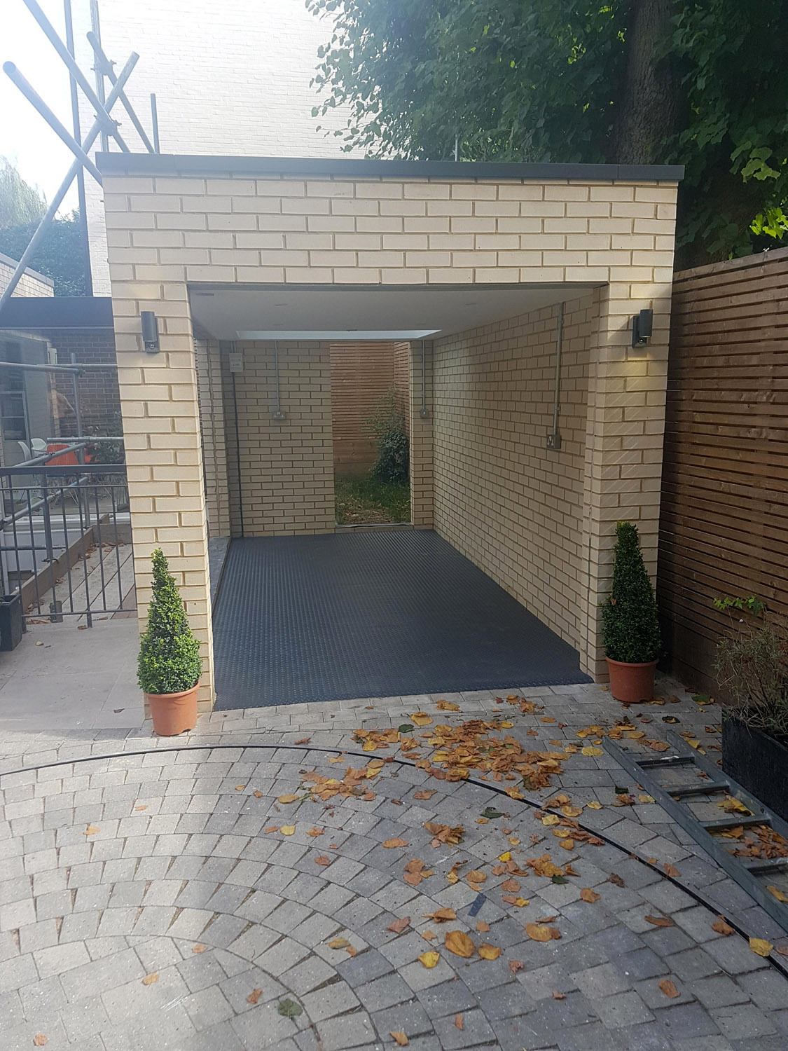 Building-Motorbike-Garage-Highgate-North-London-8