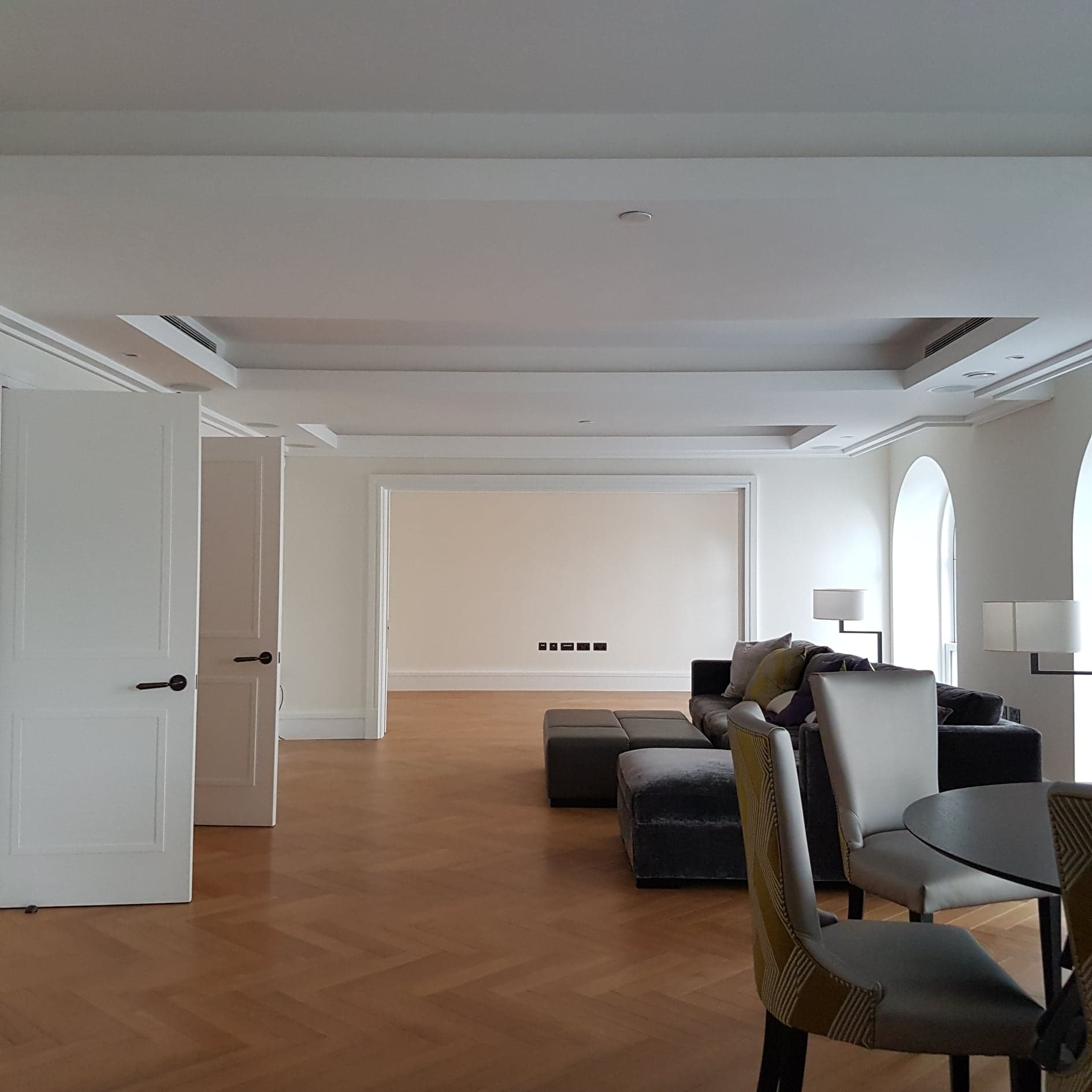 Flat Redecoration in Fitzrovia London-12