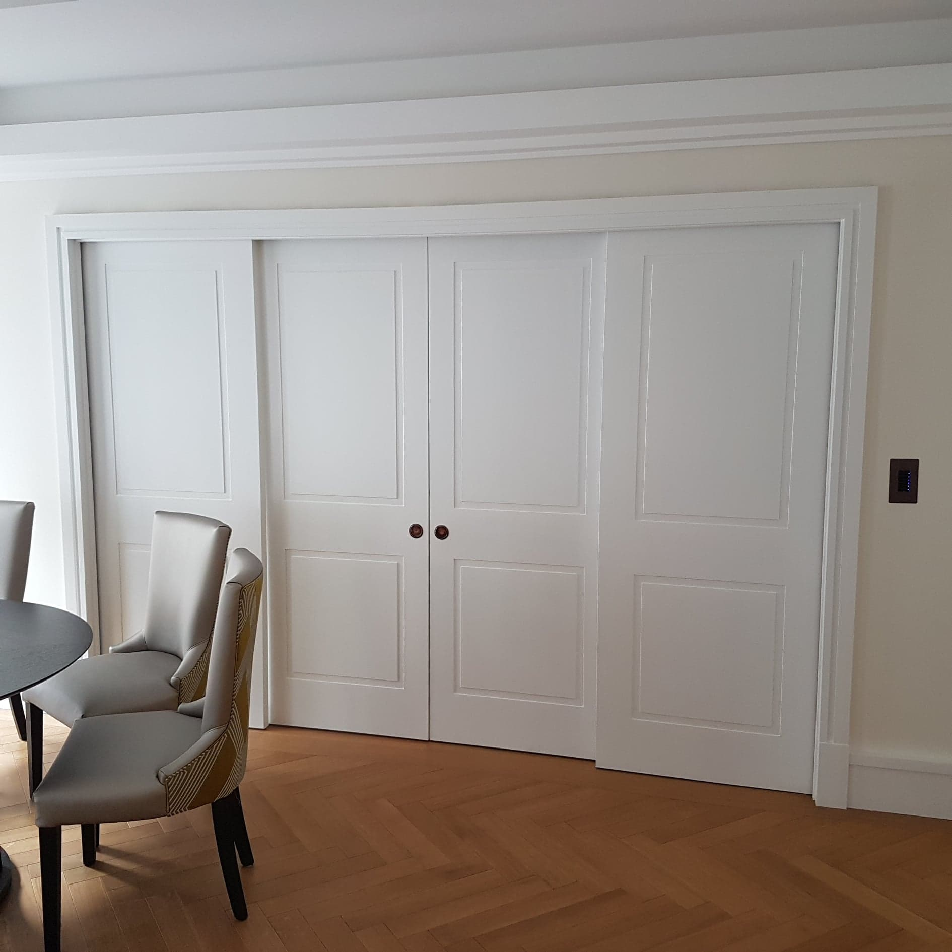 Flat Redecoration in Fitzrovia London-13