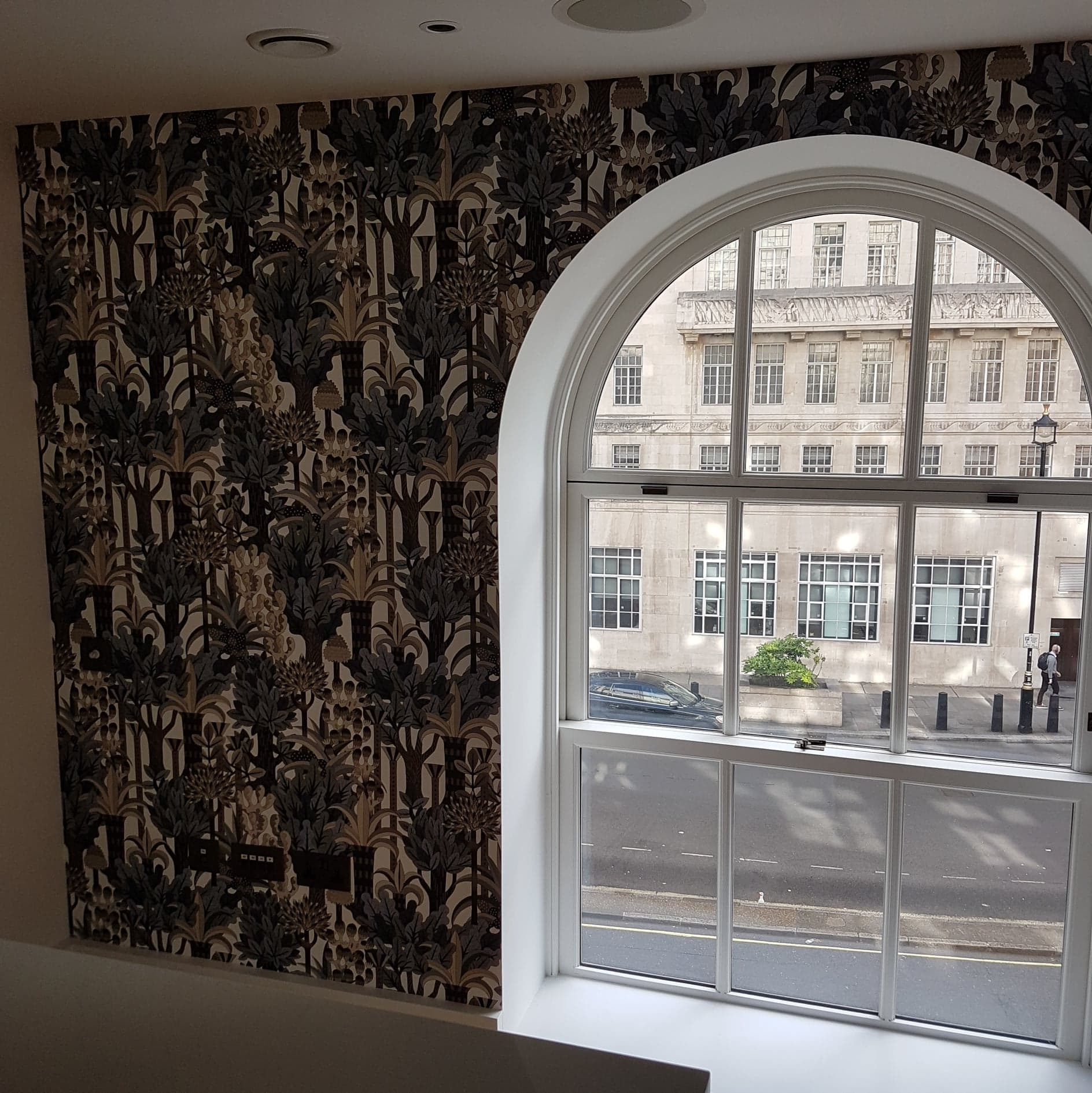 Flat Redecoration in Fitzrovia London-14