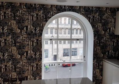 Flat Redecoration in Fitzrovia London-2