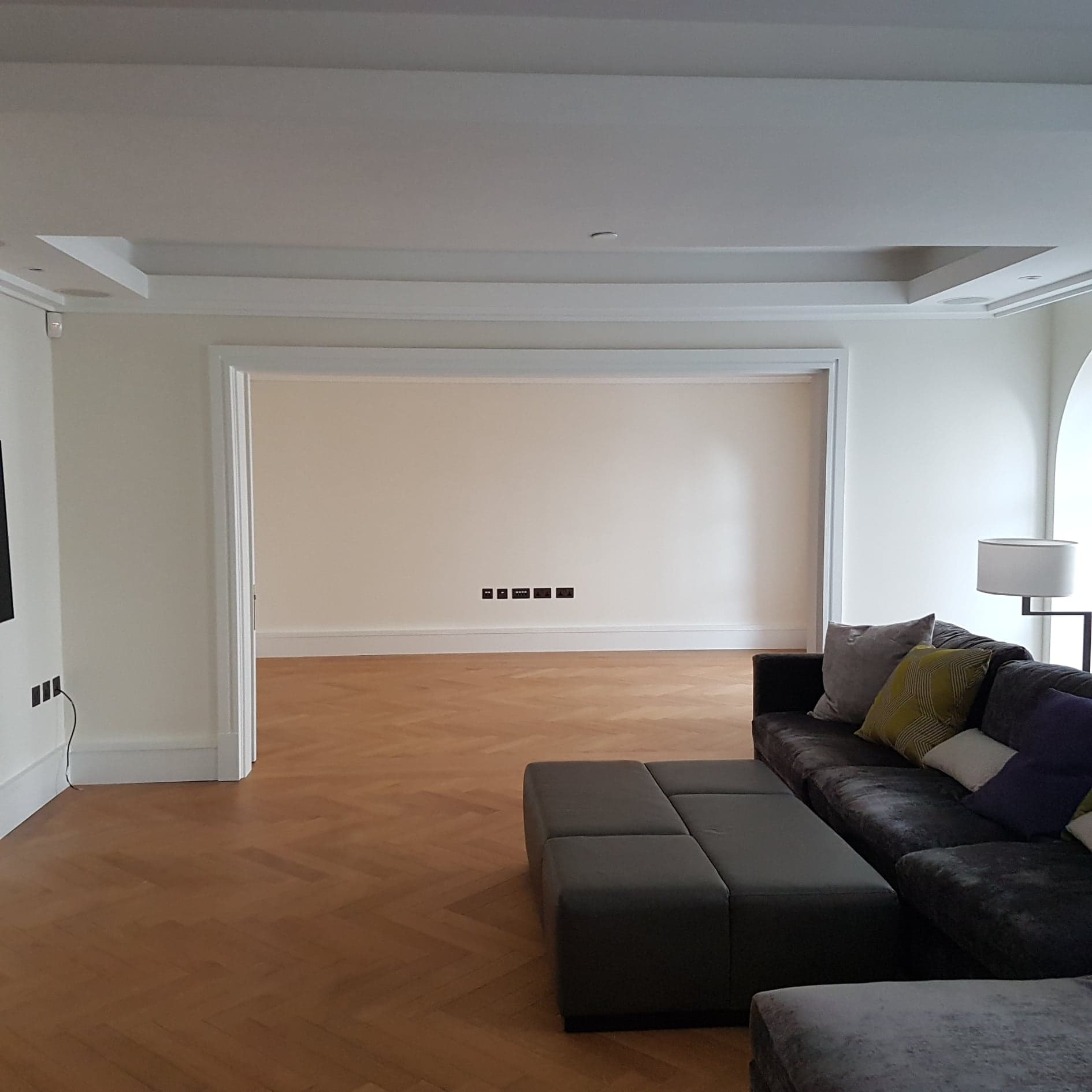 Flat Redecoration in Fitzrovia London-4
