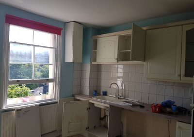 Full Flat Refurbishment in Maida Vale 108