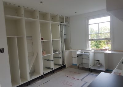 Full Flat Refurbishment in Maida Vale 35
