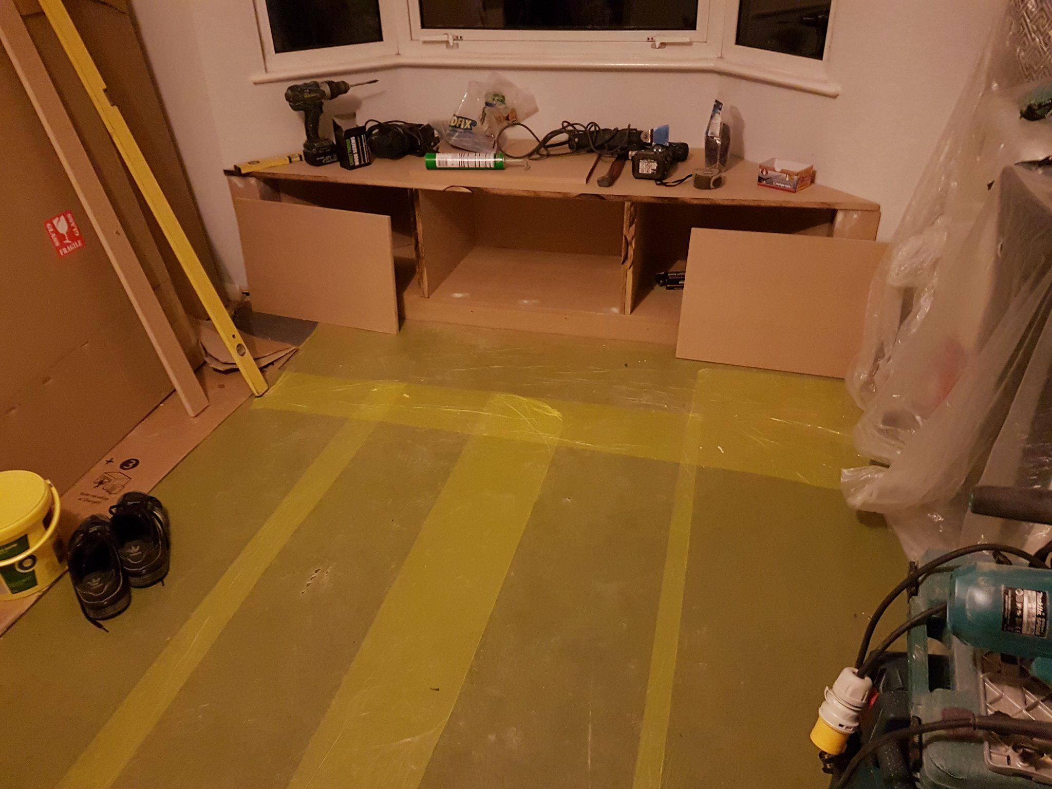 Wardrobe-Storage-bench-Willesden-Green-3